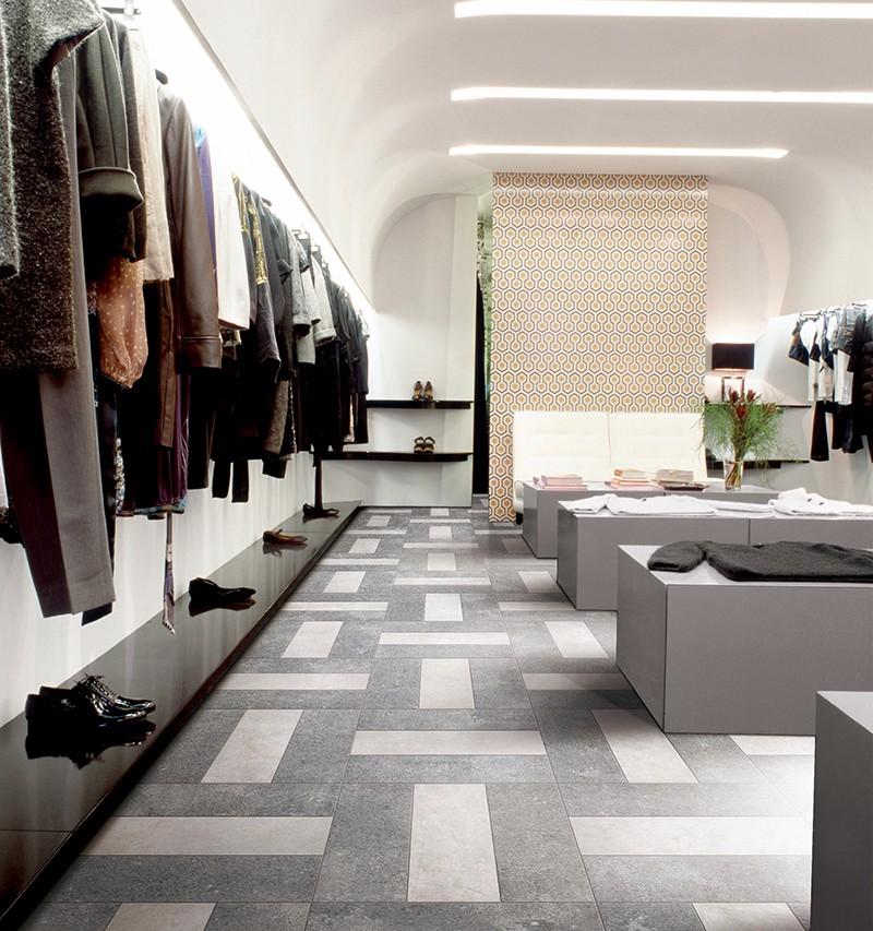 LONGFAVOR light tile polish excellent decorative effect Super Market-1