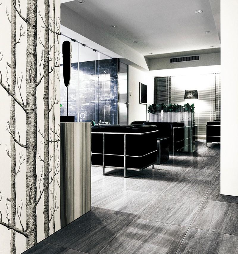 LONGFAVOR cascal design white cement tile strong sense airport-1