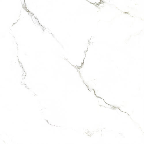 OEM polished porcelain tiles white porcelain 600x600mm glazed ceramic tile
