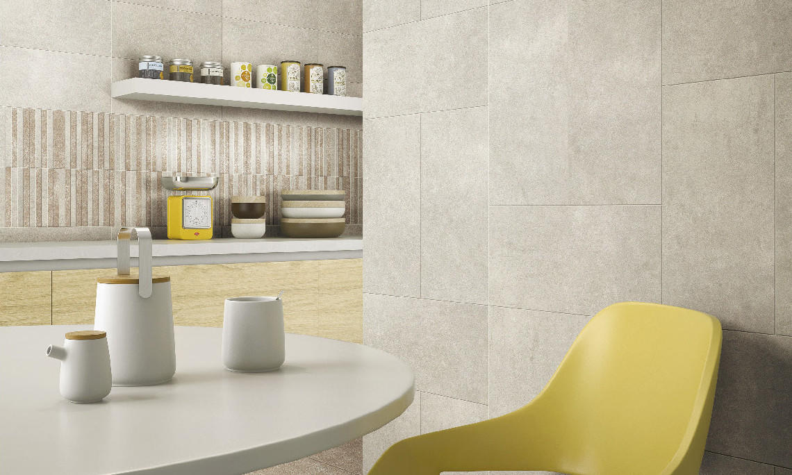 LONGFAVOR porcelain tile that looks like cement tile greybeigebrown design porcealin modern