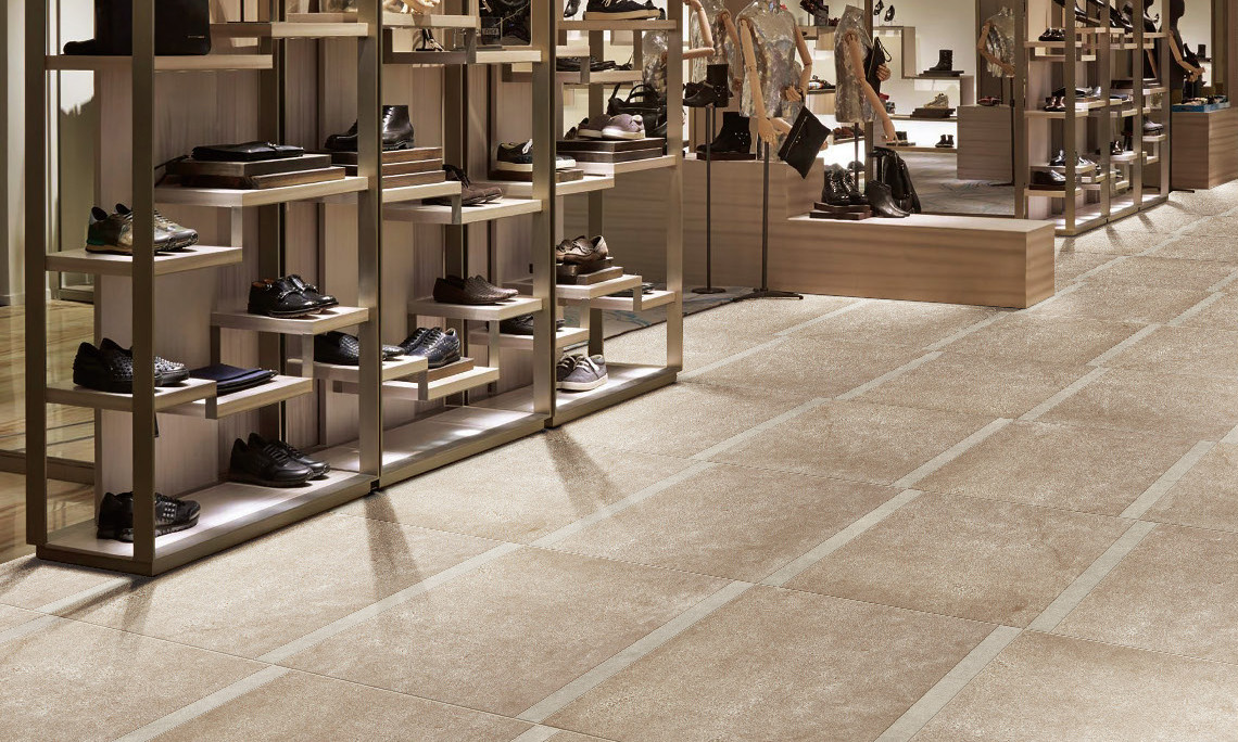 industryrustic stone tile cement multi-color Bank-8