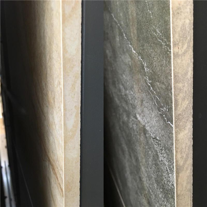 LONGFAVOR grey brown diamond marble tile quality white