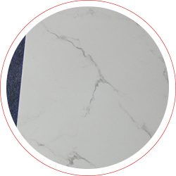 60x60 / 80X80 Carrara White Color Bathroom Floor Tile Soft Polished/ Polished Finish Marble Look Tiles SJ66G0C06T/M-9