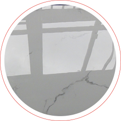 60x60 / 80X80 Carrara White Color Bathroom Floor Tile Soft Polished/ Polished Finish Marble Look Tiles SJ66G0C06T/M-11