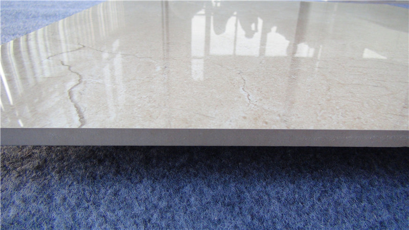 24''X24''/32''x32'' Light Grey Living Room Marble Look Floor Tile SJ66G0C21T/M-4