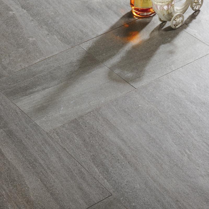 LONGFAVOR 60x60cm Ink-jet Cement Series Porcelain Tile RC66R0A06W Inkjet Cement Floor Tiles image12