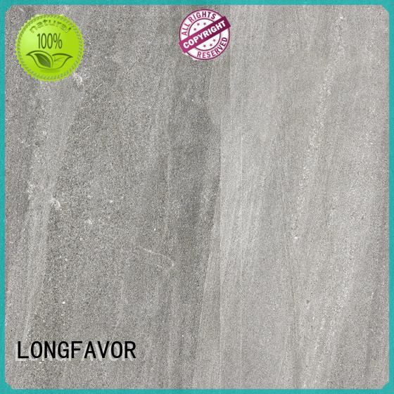 LONGFAVOR trendy rustic ceramic tile excellent decorative effect Super Market