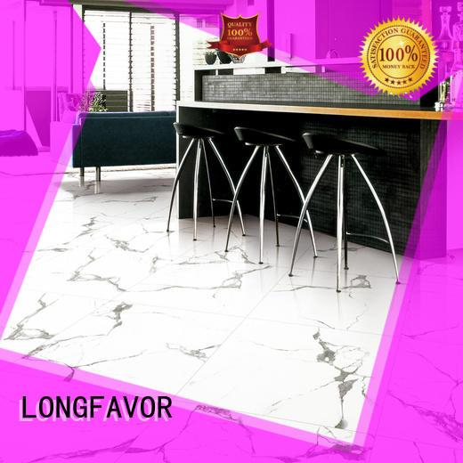 LONGFAVOR rc66g0a05t glazed ceramic tile excellent decorative effect Apartment