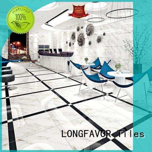 LONGFAVOR new design marble polishing excellent decorative effect School