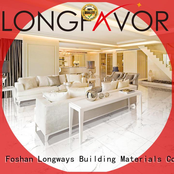 LONGFAVOR rc66g0a82t porcelain marble tile excellent decorative effect Hotel