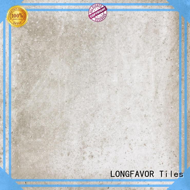 LONGFAVOR simple styple cheap porcelain tile strong sense Shopping Mall
