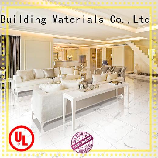 LONGFAVOR new design glazed ceramic tile hardness Apartment