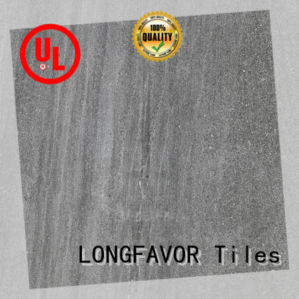 LONGFAVOR industry rustic bay tile excellent decorative effect Shopping Mall