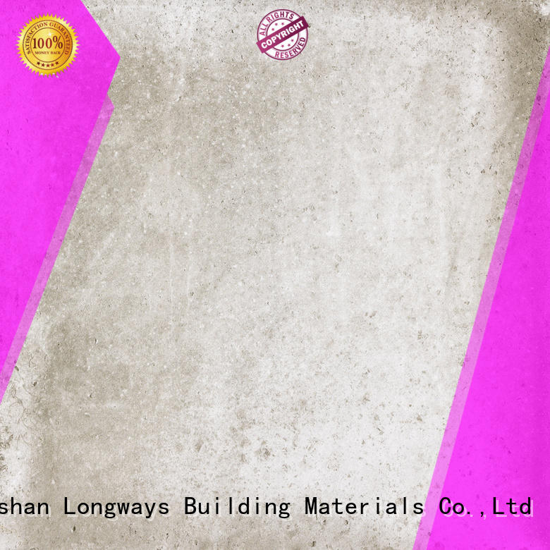 industry tile cement grey excellent decorative effect Shopping Mall