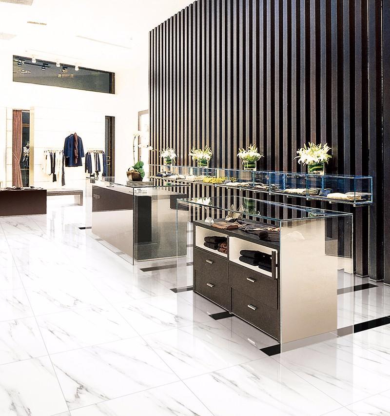 low price ceramic tile flooring mall excellent decorative effect Hotel-1