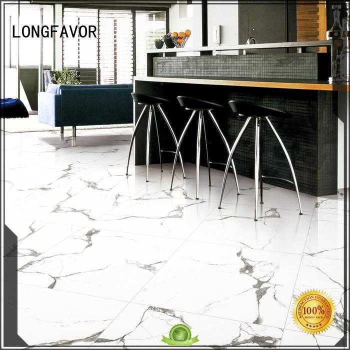 LONGFAVOR rc66g0a82t white bathroom tiles