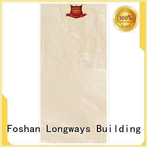 LONGFAVOR full body porcelain ceramic tiles rock body