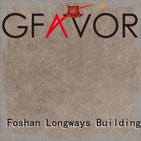 Quality LONGFAVOR Brand light grey tiles