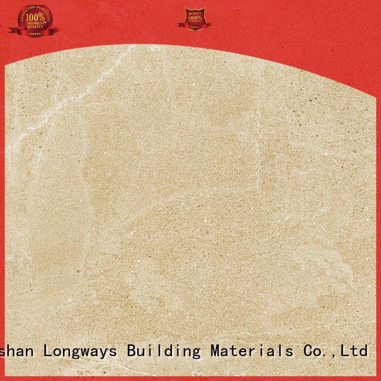beige rock body full LONGFAVOR light grey tiles
