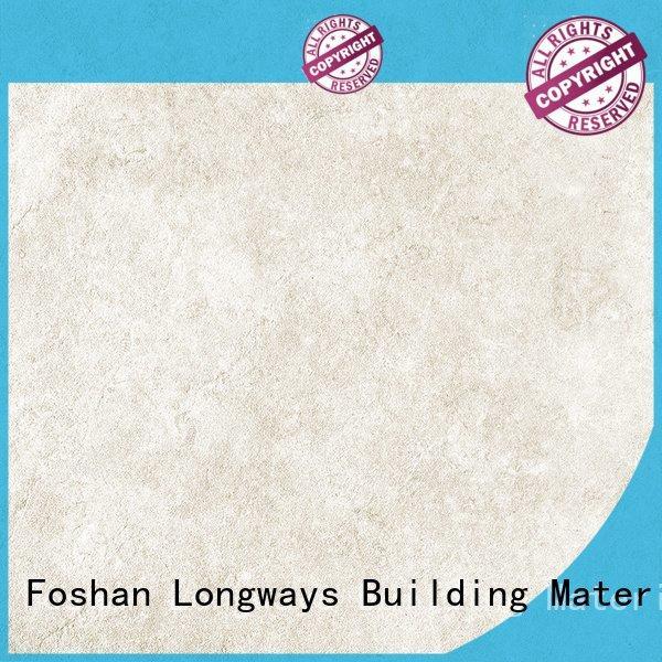 light grey tiles full brown LONGFAVOR Brand