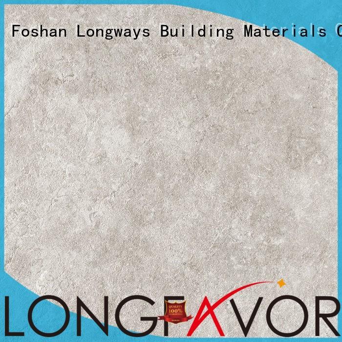 LONGFAVOR stripes full body porcelain high quality Lobby