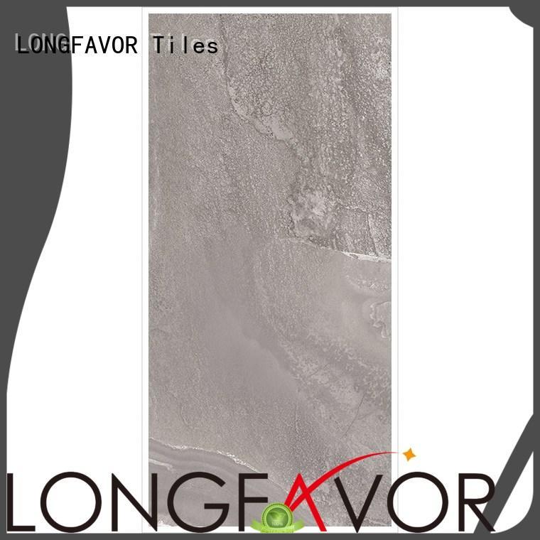 LONGFAVOR factory price full body vitrified tiles body Hotel