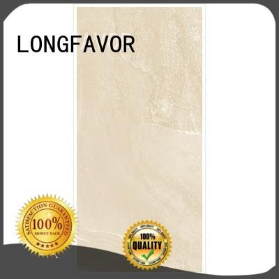 LONGFAVOR grey white porcelain tile