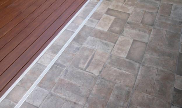 wooden ceramic tile