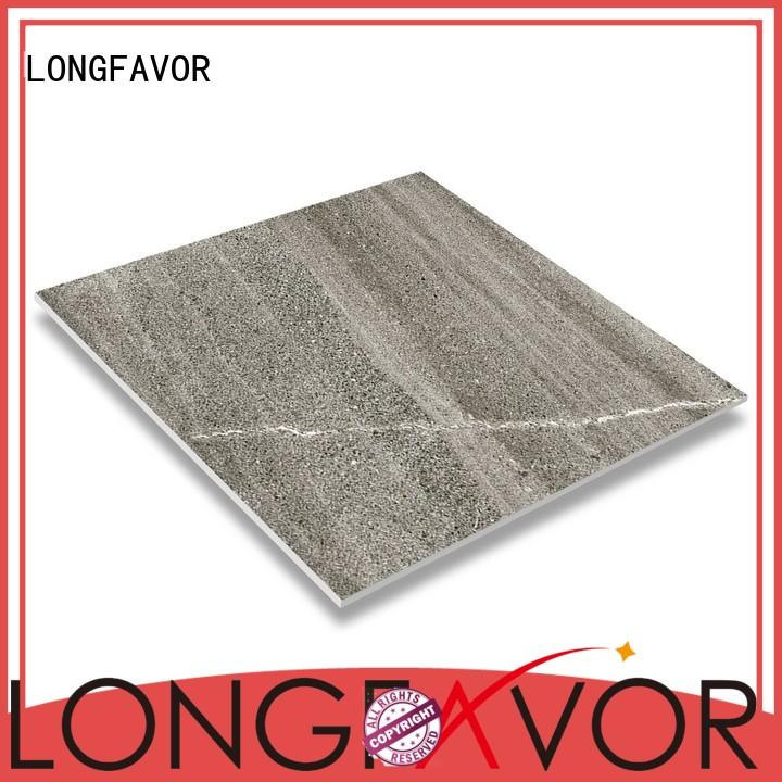 black and white pattern tile LONGFAVOR