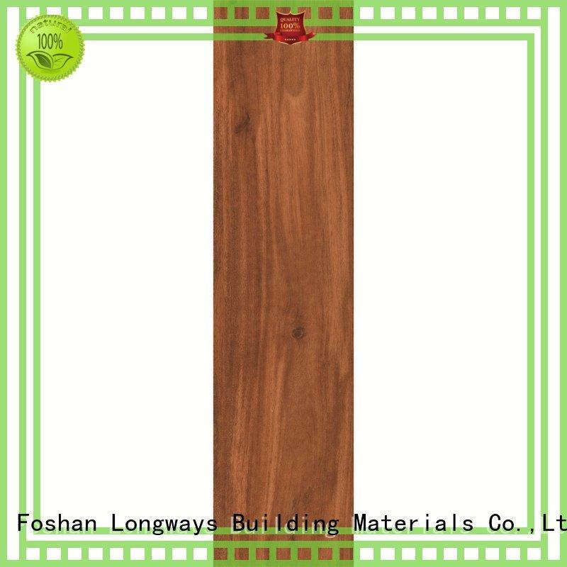 new design wooden style floor tiles sz158407 popular wood Apartment