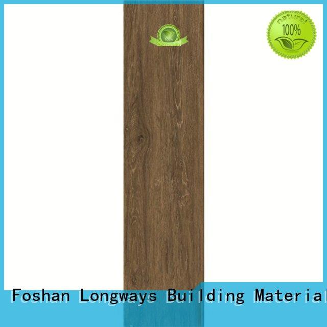 LONGFAVOR yello outdoor wood tiles high quality Super Market
