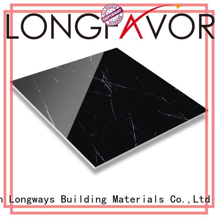 LONGFAVOR superior performance glazed ceramic tile on-sale Shopping Mall