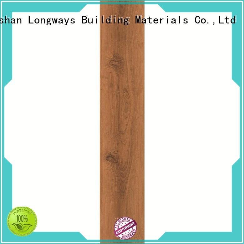 150x800mm Decoration Brown Wooden Ceramic Tile PS158003