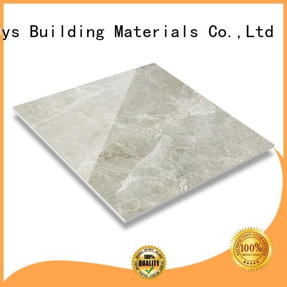 marble polished floor tiles which looks like marble screen restaurant polished glazed tiles pattern LONGFAVOR Brand