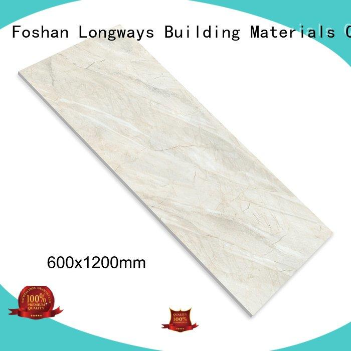 size polished white LONGFAVOR cheap tiles online
