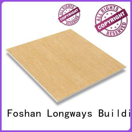 LONGFAVOR rustic tile porcelain style yellowdark rough