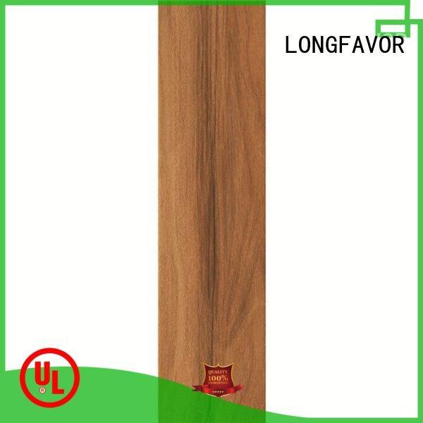 LONGFAVOR wall wood look tile planks free sample Shopping Mall