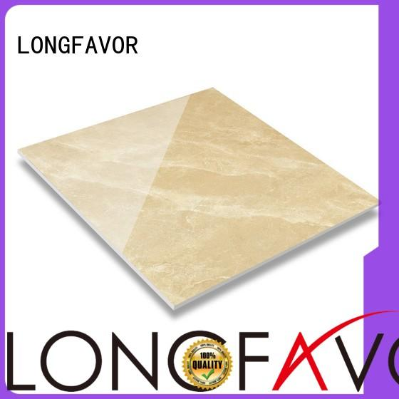 LONGFAVOR color marble like porcelain tile hardness Apartment