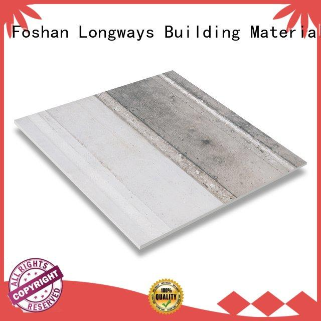 LONGFAVOR Brand industrial mold porcelain porcelain tile that looks like cement tile