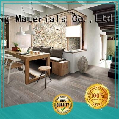wooden wooden style floor tiles 150x800mm popular wood Apartment