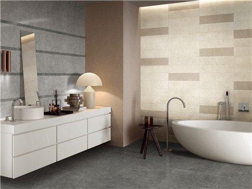 rc66r0e11w grey natural stone floor tiles high quality Borders LONGFAVOR-1