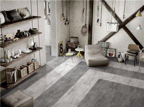 LONGFAVOR wooden wood effect tiles supplier Park-1