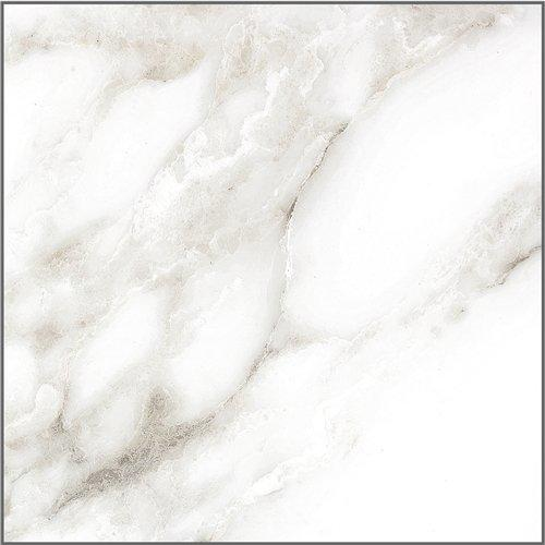 Inkjet Snow White Marble Series Porcelain Tiles X6PT05T