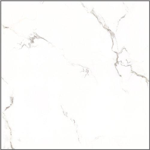 Inkjet Snow White Marble Series 60x60 Porcelain Tiles SP6PT84T