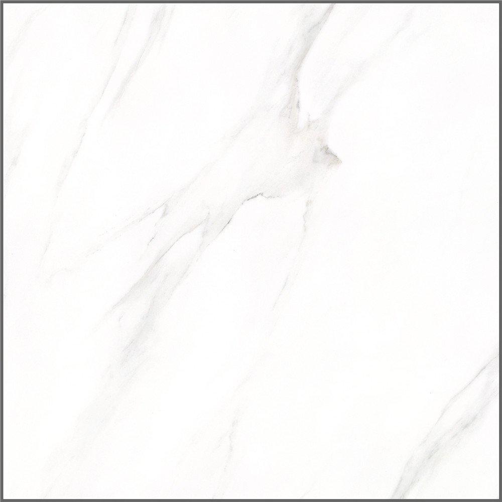 Inkjet Snow White Marble Series Porcelain Tiles X6PT01T