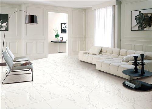 24''x24'' White Color Matt Finish Rustic Floor Tile JC66R0C01