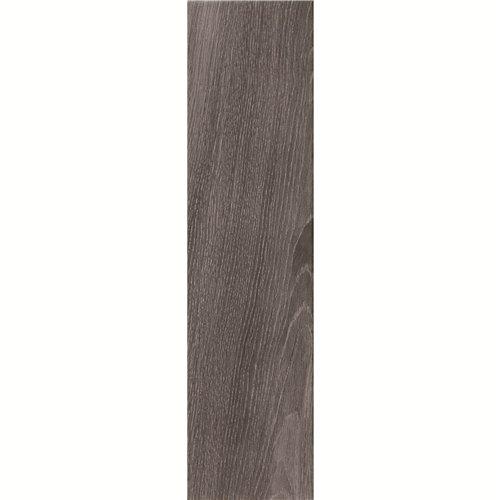 LONGFAVOR 150X600mm Dark Grey Wood-look Ceramic Tile DH156R6A02 150x600mm Wood-look Ceramic Tiles image52
