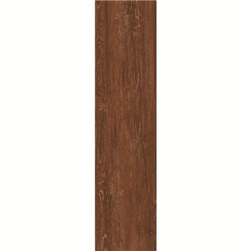 150X600mm Rusty Wood-look Ceramic Tile DH156R6A05
