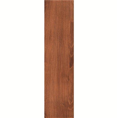 LONGFAVOR 150X600mm Brown Wood-look Ceramic Room Tile DH156R6A14 Decoration 150x600mm Wood-look Ceramic Tiles image40