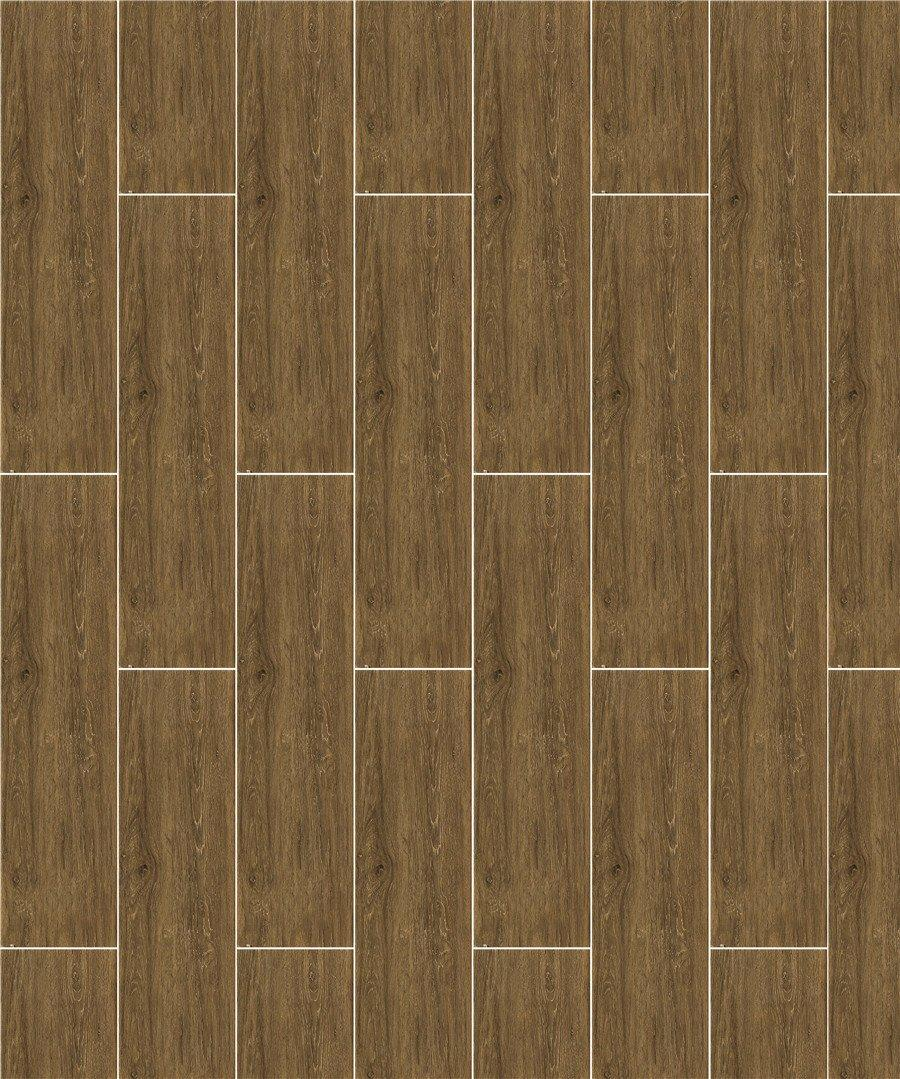 LONGFAVOR Brand polished oak wood effect floor tiles bathroom supplier